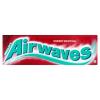 Airwaves mentol- és cseresznye cukormentes rágógumi édesítőszerrel 10 db 14 g