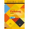 Akadémia Kiadó FülSzöveg - Német hallás utáni szövegértés faladatok B1