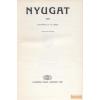 Akadémiai Nyugat 1911 II/A kötet (13-18. szám) - Reprint