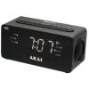 Akai ACR-2993 rádiós óra, FM rádió, Dupla ébresztés és telefontöltési lehetőség (ACR-2993)
