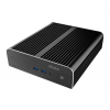 Akasa Intel NUC Case Newton S7; Fanless; Support 2.5'' HDD/SSD