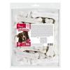 Akinu Fehér marhabőr csont jutalomfalat, 10 cm, 20 db
