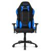 Akracing Gaming fekete-kék
