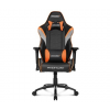 Akracing Overture Gaming Chair - Narancs (AK-OVERTURE-OR) (AK-OVERTURE-OR)