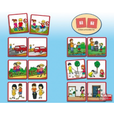 Akros Helyes viselkedés kártyák - TÖBBFÉLE szórakozás