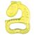 AKUKU | Áruk | Hűsítő rágóka Akuku zsiráf sárga | Sárga |
