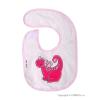 AKUKU Gyerek előke Akuku sárkány - rózsaszín | Rózsaszín |