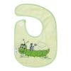 AKUKU Gyerek frottír előke Akuku zöld bogárral | Zöld |