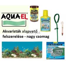 Akvaristák alapvető felszerelése (nagy csomag) halfelszerelések