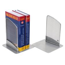 ALBA Könyvtámasz, fémhálós, 2 db, , ezüst irodai kellék