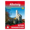 Albsteig túrakalauz / Bergverlag Rother