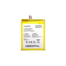Alcatel TLp020C2 gyári akkumulátor (2000mAh, Li-ion, OT-6040D IdolX)* mobiltelefon akkumulátor