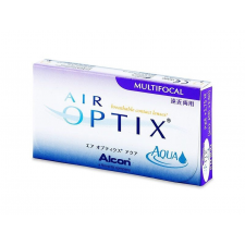 Alcon Air Optix Aqua Multifocal - 6 darab kontaktlencse