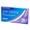 Alcon Air Optix plus HydraGlyde Multifocal (3 db lencse)