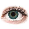 Alcon FreshLook ColorBlends Turquoise - dioptria nélkül (2 db lencse)