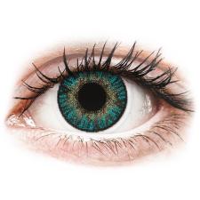 Alcon FreshLook ColorBlends Turquoise - dioptriával (2 db lencse) kontaktlencse