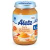 Alete Alete bio zöldség-sonkás tészta 190 g
