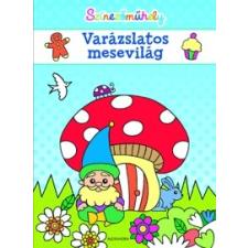Alexandra Kiadó Színezőműhely - Varázslatos mesevilág gyermek- és ifjúsági könyv