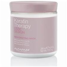 Alfaparf Lisse Design Keratin Therapy Rehydrating hidratáló maszk, 200 g hajregeneráló