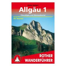 Allgäu 1 túrakalauz/ Oberallgäu - Kleinwalsertal / Bergverlag Rother utazás