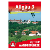 Allgäu 3 túrakalauz/ Oberstaufen - Westallgäu / Bergverlag Rother