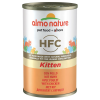 Almo Nature Classic Almo Nature HFC gazdaságos csomag 12 x 140 g - Kitten: csirke
