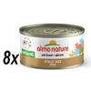 Almo Nature HFC CAT Borjú 8 x 70 g