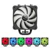 Alpenföhn Ben Nevis Advanced CPU RGB Black Edition hűtő 130mm (84000000152)