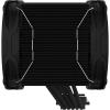 Alpenföhn Brocken 3 Black Edition 2x14cm fekete processzor hűtő