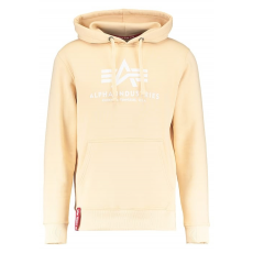 Alpha Indsutries Basic Hoody - caramel