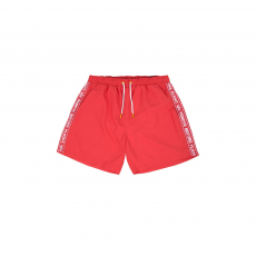 Alpha Indsutries RBF Tape Swim Short - speed red