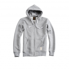 Alpha Industries 3D Zip Hoody - szürke