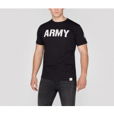 Alpha Industries ARMY T - fekete