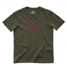 Alpha Industries Basic T - dark green