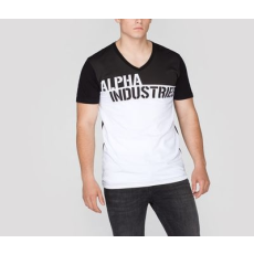 Alpha Industries BLOCK T - fehér