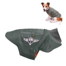 Alpha Industries Dog MA-1 Nylon Flight Jacket férfi ruházati kiegészítő