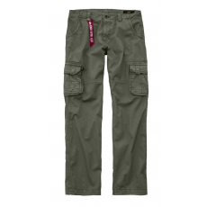 Alpha Industries Jet Pant - olive