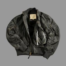 Alpha Industries Kids Prop - replica szürke gyerek kabát, dzseki