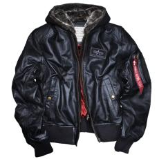 Alpha Industries MA-1 D-Tec Leather