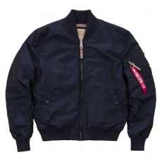 Alpha Industries MA-1 VF 59 IRIDIUM - replica blue