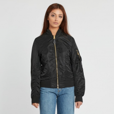 Alpha Industries MA-1 VF LW REVERSIBLE Női - fekete