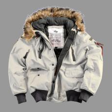 Alpha Industries Mountain Jacket - off white