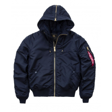 Alpha Industries N2B VF PM - replica blue