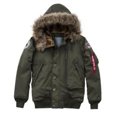 Alpha Industries Polar Jacket SVL Női - dark green