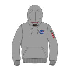 Alpha Industries Space Shuttle Hoody - szürke
