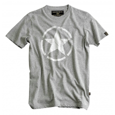 Alpha Industries Star T - grey heather