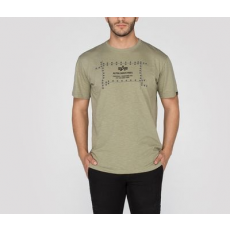 Alpha Industries STEEL T - olive