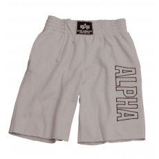 Alpha Industries Track Short - szürke