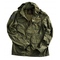 Alpha Industries Unit - olive