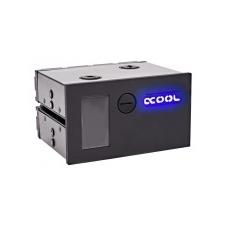 AlphaCool Eisfach - Single Laing DDC - Dual 5,25 Bay Station + 1x Alphacool Laing DDC310 - Silver hűtés